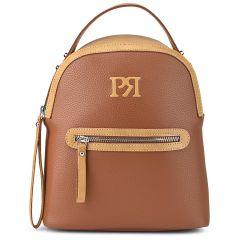 Ταμπά eco-leather σακίδιο πλάτης Pierro Accessories 90577