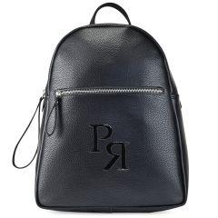 Black backpack Pierro Accessories 90583