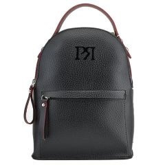 Black backpack Pierro Accessories 90551
