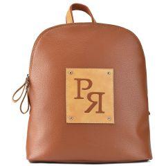 Ταμπά eco-leather σακίδιο πλάτης Pierro Accessories 90567