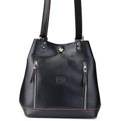 Μαύρο σακίδιο Pierro Accessories 90574