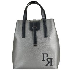 Pewter backpack Pierro Accessories 90606