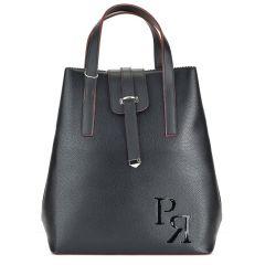 Black backpack Pierro Accessories 90606