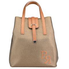 Bronze backpack Pierro Accessories 90606