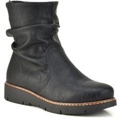 Black bootie QUOD QD950D