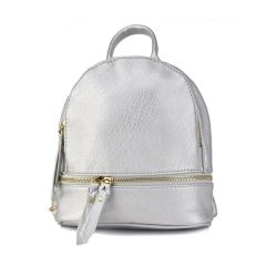 Silver backpack 9930