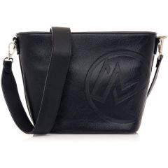 Black cross body bag MariaMare ANAHI