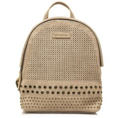 Beige backpack MariaMare BARIS