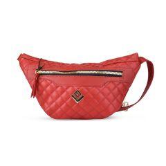Κόκκινη τσάντα μέσης Lovely handmade XBELTBAG