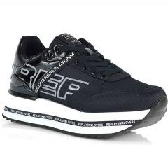 Black sneaker REPLAY BISHOP