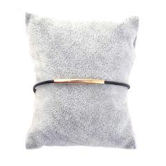 Pink - Gold bracelet with BR290