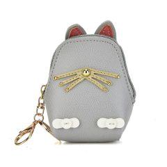 Grey small wallet  CAT01