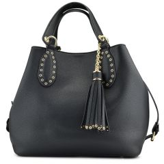 Black shoulder bag CK515