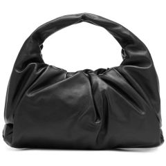 Black shoulder bag C518