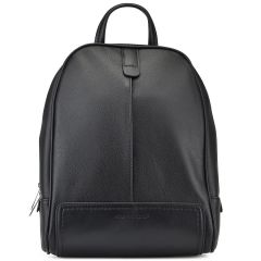 Black backpack David Jones 6263-2