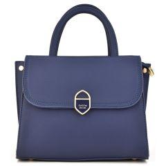 Blue handbag Dimitra