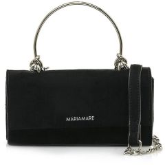 Black evening bag MariaMare DUNA