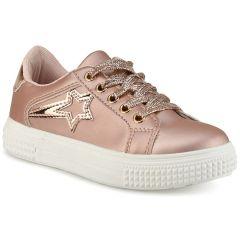 Ροζ παιδικό sneakers E22-72