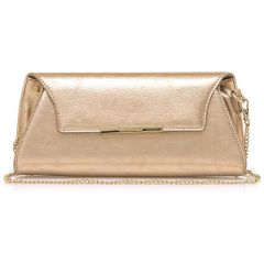 Gold rose clutch bag MariaMare EIMI