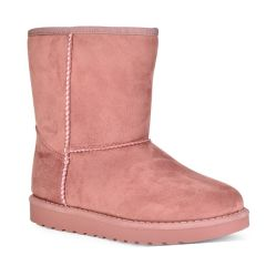 Pink junior Australian Boot F01A