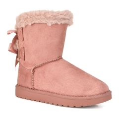 Pink junior Australian Boot F05A