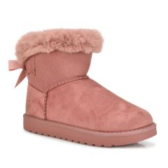 Pink junior Australian Boot F07A
