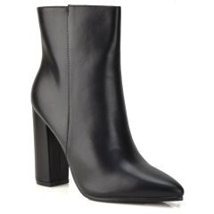 Black bootie JN33-16