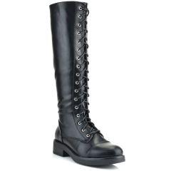 Μαύρη μπότα FR519