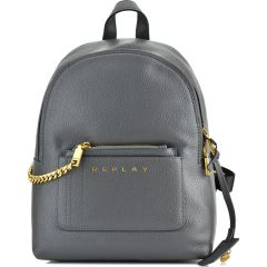 Grey backpack  REPLAY FW3019
