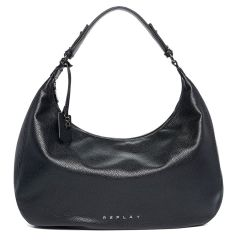 Black shoulder bag REPLAY FW3023