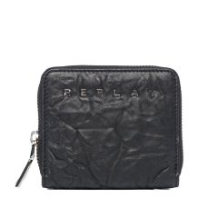 Black wallet REPLAY FW5244