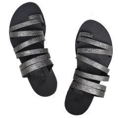 Δερμάτινη ατσαλί σαγιονάρα Iris Sandals IR9/14