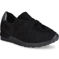 Black sneakers Lets Walk JN44-03