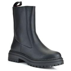 Black bootie M539