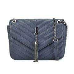 Μπλε τσάντα χιαστή M98-72