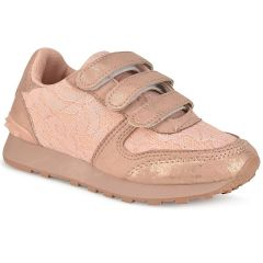 Pink junior sneakers M9107
