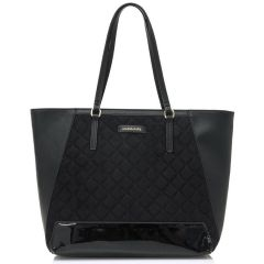 Black shoulder bag MariaMare MAIRET