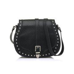 Μαύρη τσάντα χιαστή MariaMare MILEY