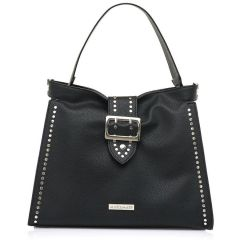 Black hand bag MariaMare MILOS