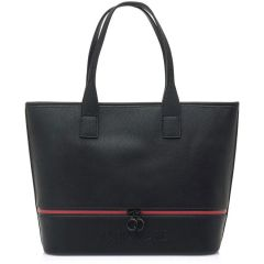Black shoulder bag MariaMare ONA