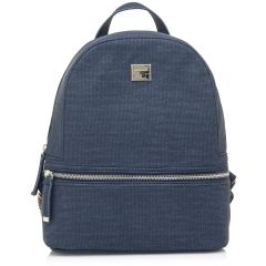 Blue backpack MariaMare RIN