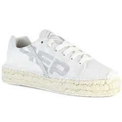 White sneaker REPLAY RYET