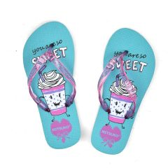 Blue kids flip flop SA51225C
