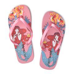 Fuchsia kids flip flop SA51315C