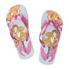 Pink kids flip flop SA51315C