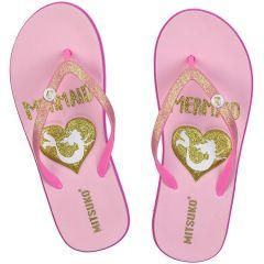 Pink flip flop SA64245W
