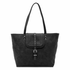 Black shoulder bag MTNG SIBILLA