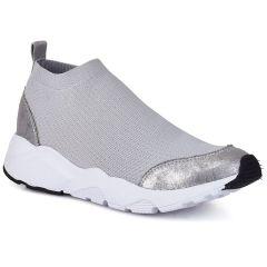 Grey sneakers Fransescomilano V35
