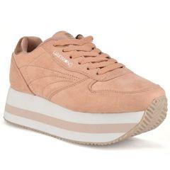 Ροζ sneakers Hakimono YOK02