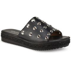 Black sandal YSD809